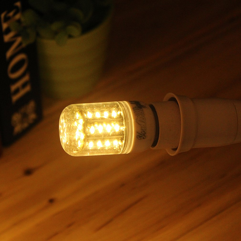 E27 5W 400LM White/Warm White Light CRI>80 36 LED SMD 4014 Corn Light Bulb