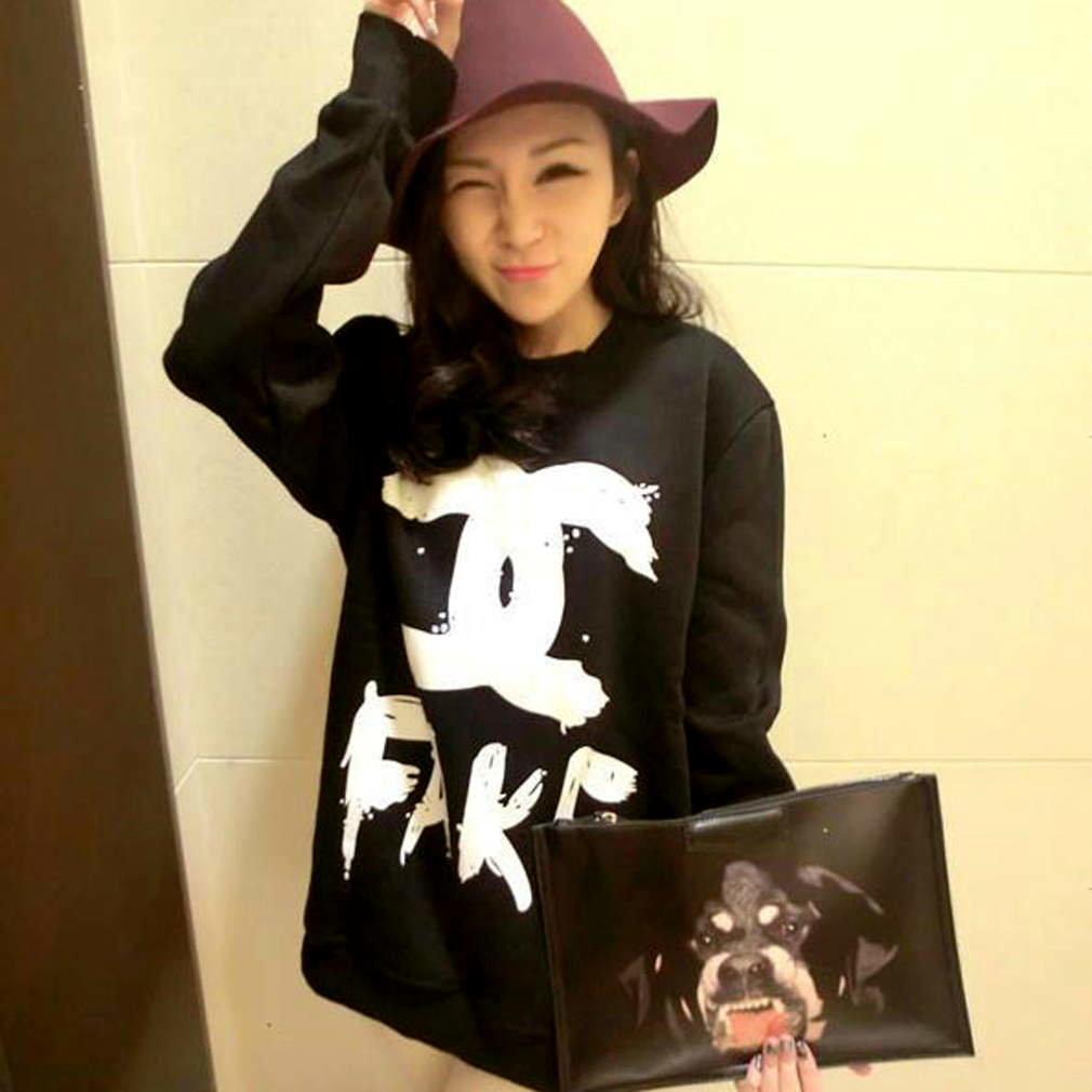 Kpop Bigbang popular song GD G-Dragon fantastic baby hoodie sweater T-shirt