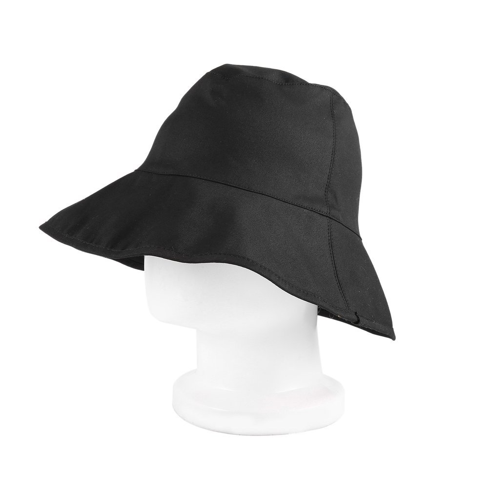 Korean Fashion Autumn Summer Women Bucket Hat Caps Comfortable Solid Color Lady Fisherman Cotton Can be Folded Hat
