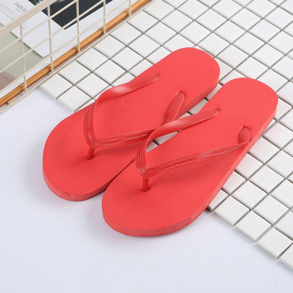 Fashion Men Women Flip Flops Soft Soled Summer Shoes Outdoor Beach Slippers Male Female Footwear Casual Sandals