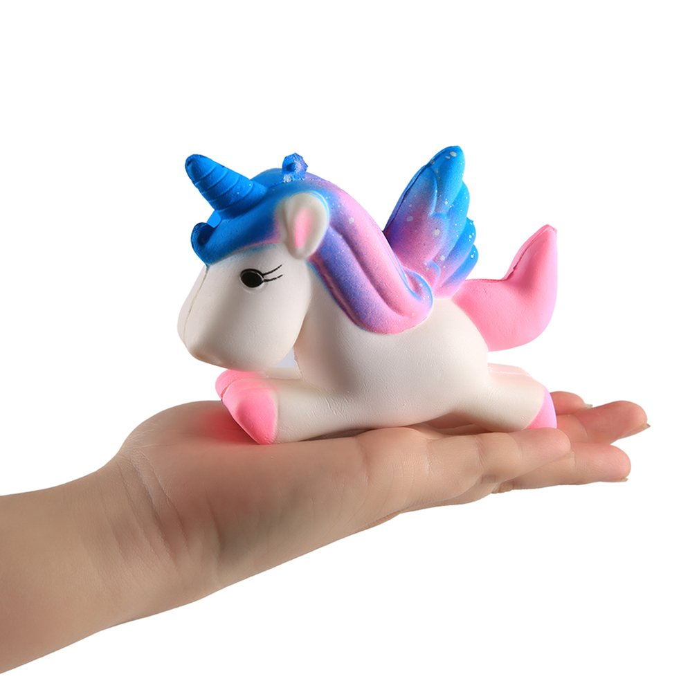Slow Rising Toy Beautiful Design Flying Horse Shape Decompression Toys