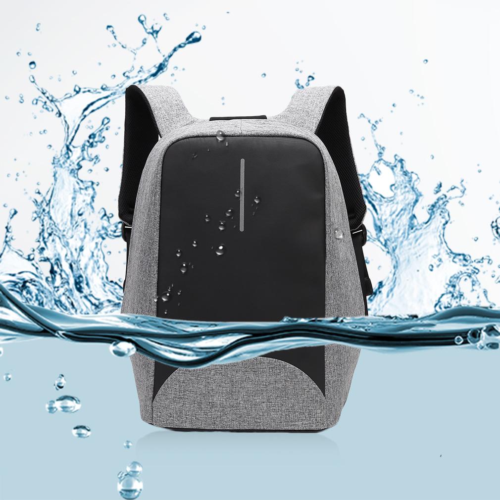 Shockproof Waterproof Backpack Nylon Wear Resistant Fashionable Muti-function