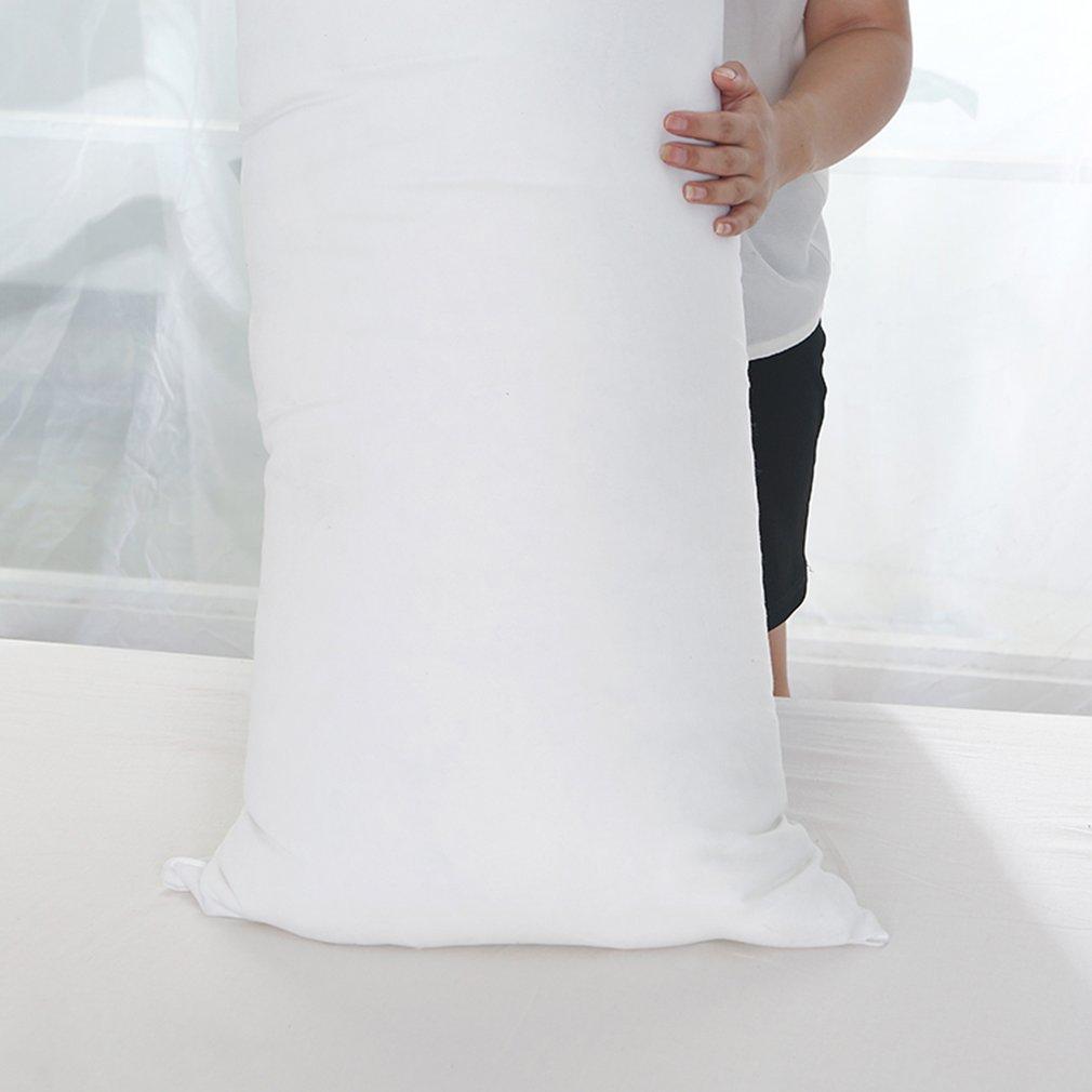 High Elastic Velvet Cotton Hugging Pillow Inner Rectangle Sleep Nap Pillow