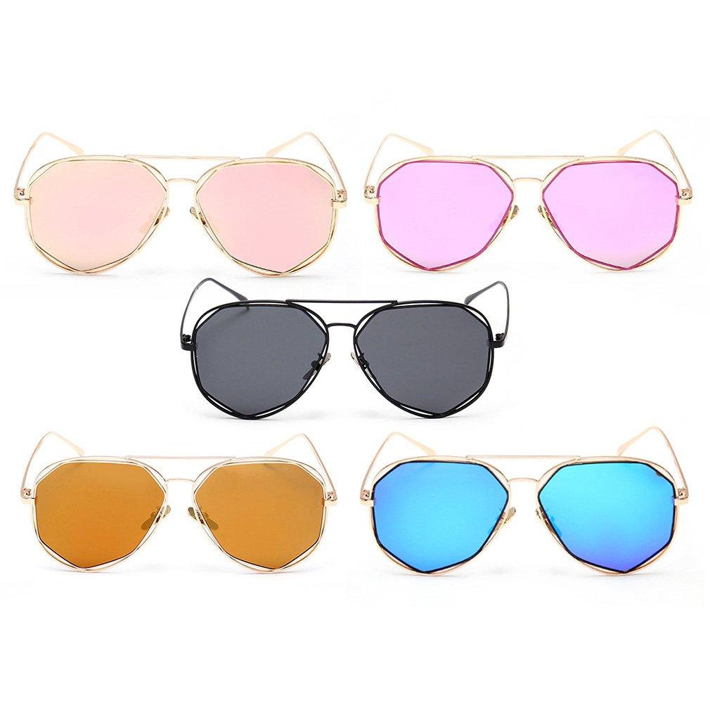 Women'S Fashion Design Trend HD Polarized lens Sunglasses For Traveling