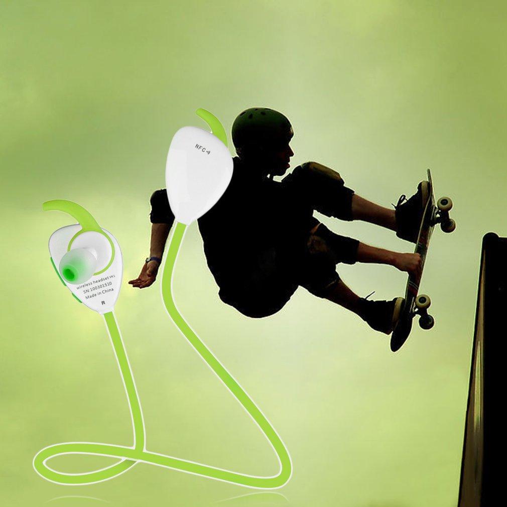 Wireless Bluetooth 4.1 Lightweight Sports Headset Headphone for Smart Phone