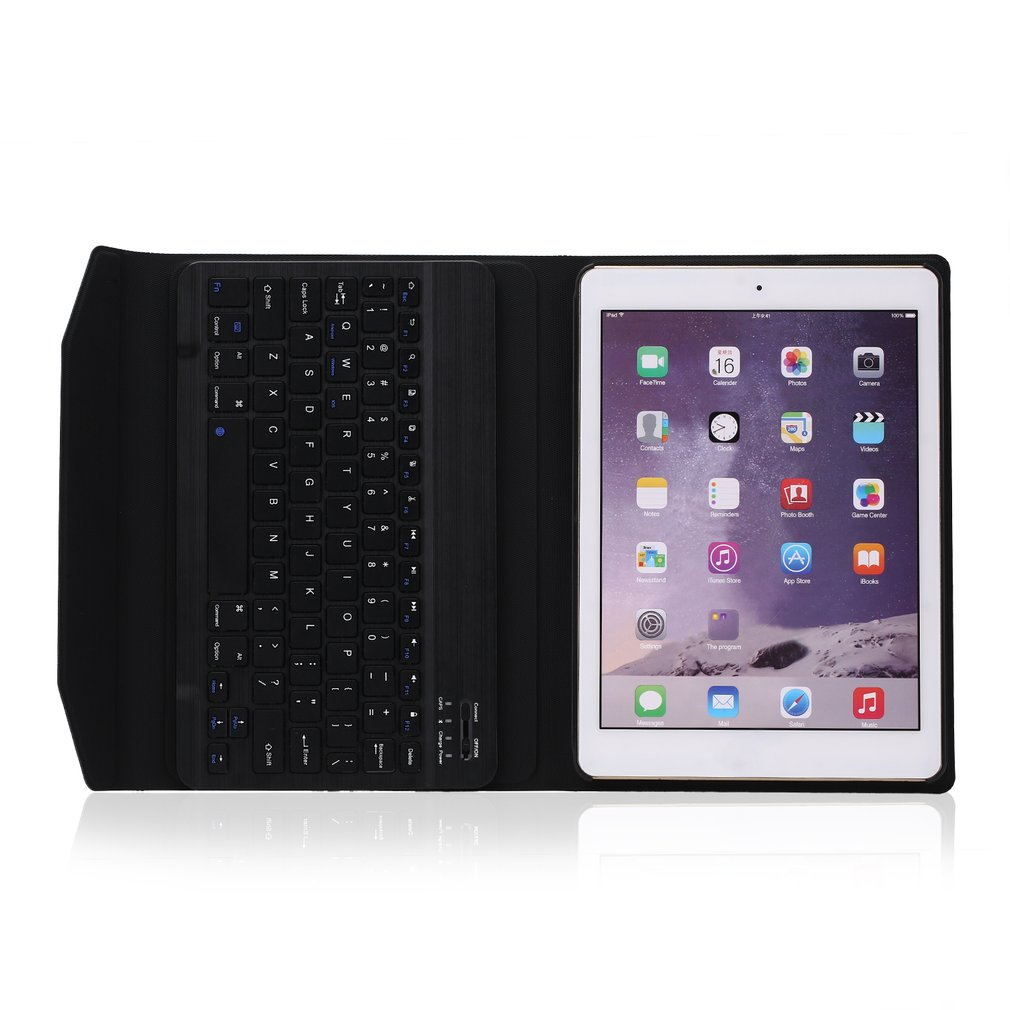 Ultra Thin ABS Split Wireless Keyboard Protective Case for Tablet 9.7inch