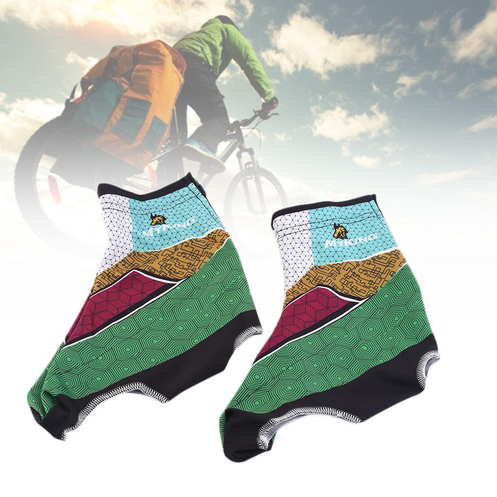 High Elastic Men Women COMPO Style Bicycle Road Anti Dust Shoes Cover