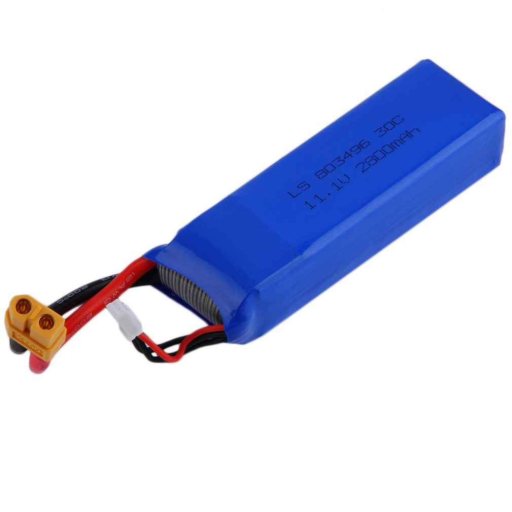 NEW 11.1V 2800MAH 30C Battery for Cheerson CX-20 RC Quadcopter Airplane