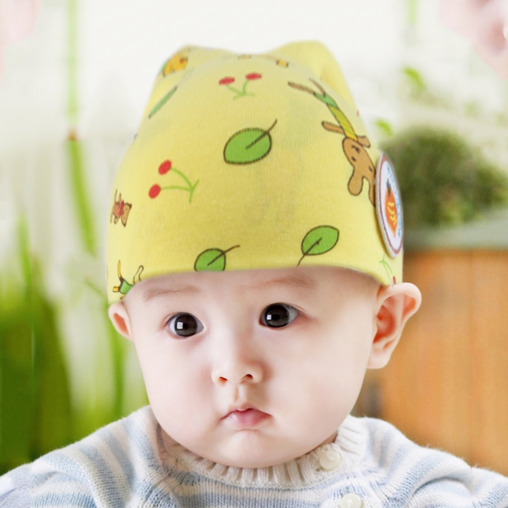 Cute Rabbit Carrot Soft Autumn Newborn Baby Girl Boy Hat Infant Cap Beanie