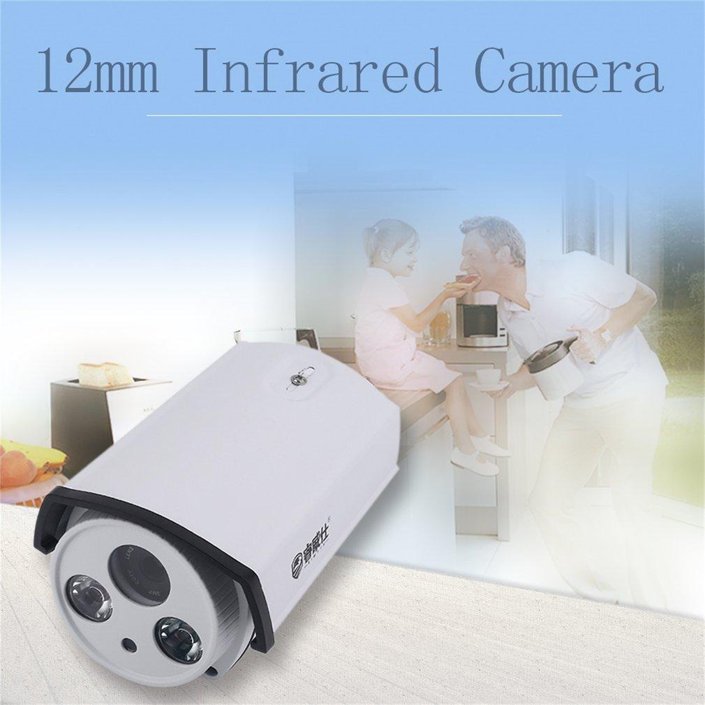 RW-2020IR-DI 12MM HD Len IP65 Waterproof Infrared Surveillance Camera