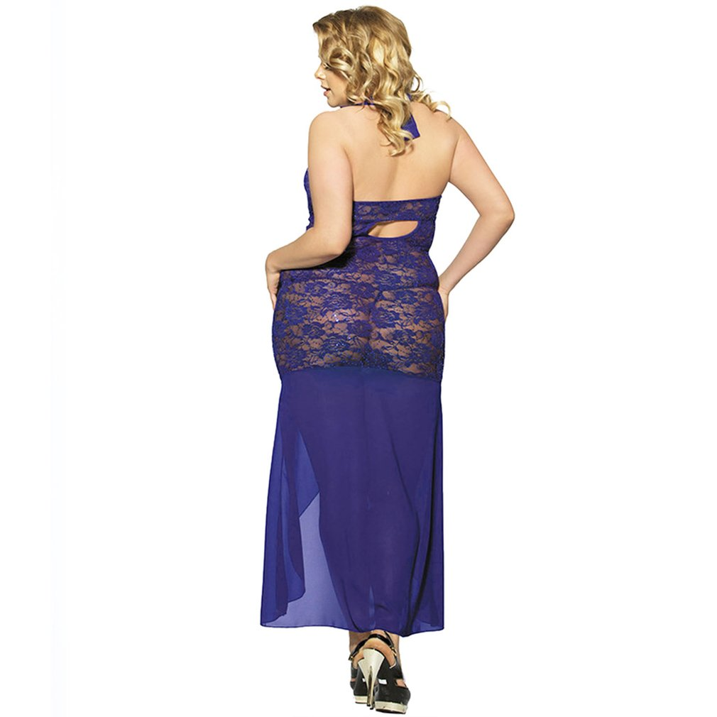 Sexy Women Lace Push Up Padded Sexy Babydoll Underwear Nightwear Dress