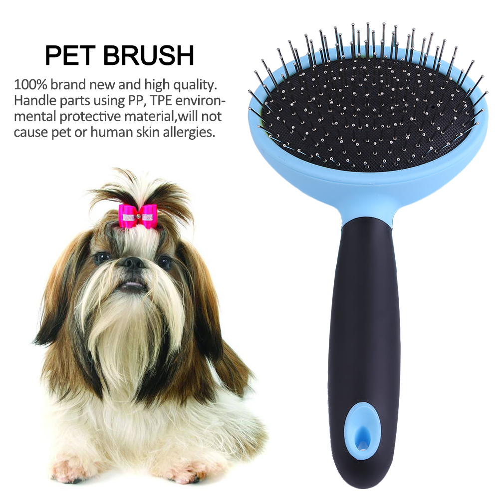 Universal Trimmer Combs Rake Pet Brushes New Dog Brushes Grooming Tools