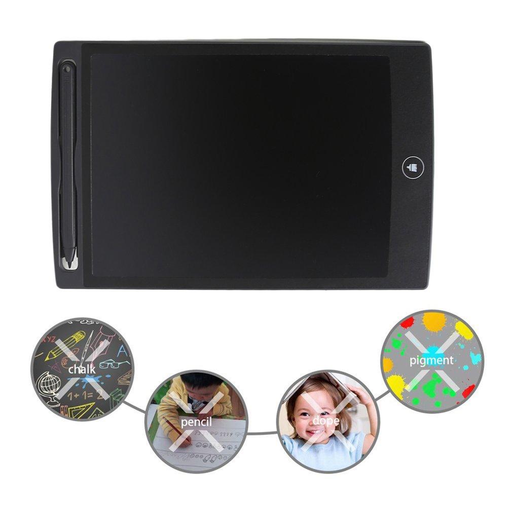 LCD Screen Writing Pad ISU-850 8.5 Inches Handwriting Board Portable Board
