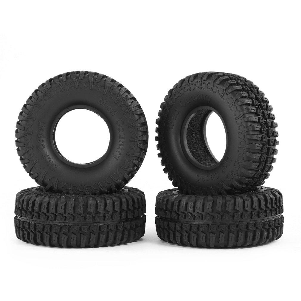 4pcs AUSTAR 3020 1.9inch Tires Tyres for RC4WD D90 CC01 1/10 RC Crawler Car