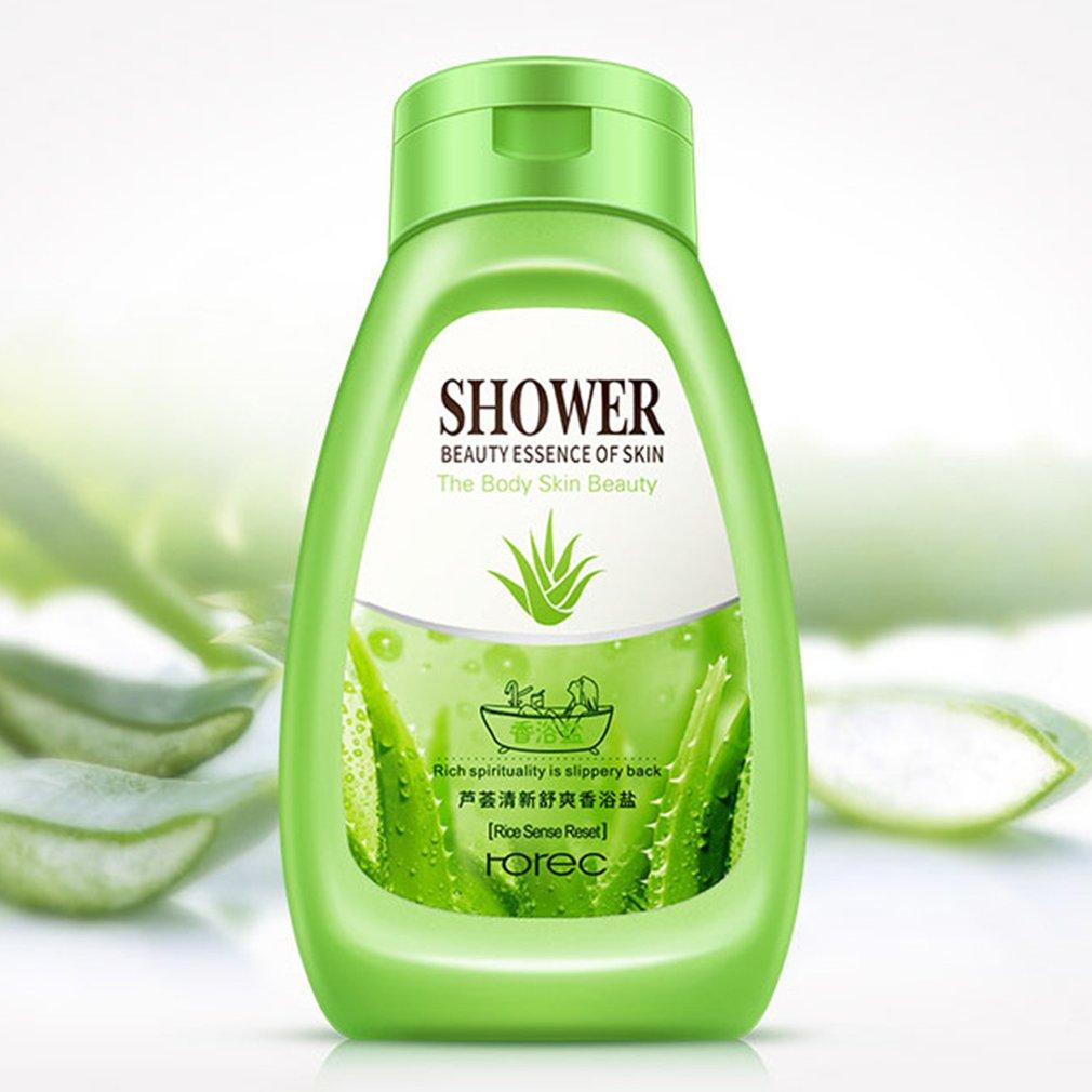 430G Natural Plants Essential Bath Shower Cleaner Body Skin Bath Salt Shower