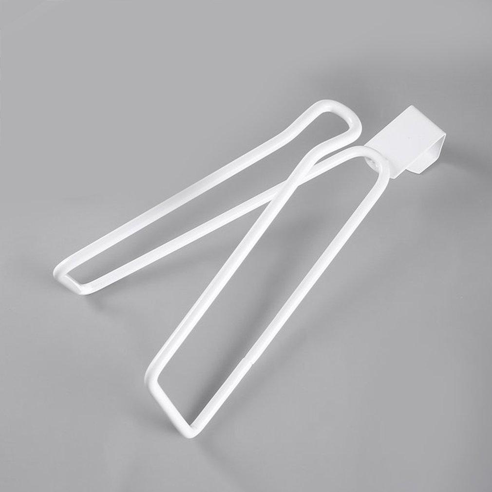 Practical Tissue Holder Hanging Bathroom Toilet Roll Paper Holder Towel Rack