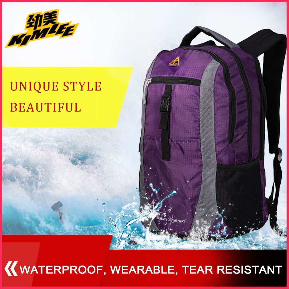 Comfortable Portable Mountaineering Backpack Wonderful For Outdoor Sports