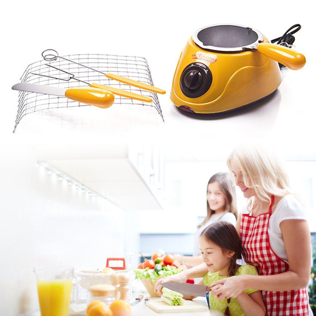 Practical Electric Chocolate Candy Melting Pot DIY Kitchen Tools Chocolate Melt Pot Melter Machine for Party EU 220V