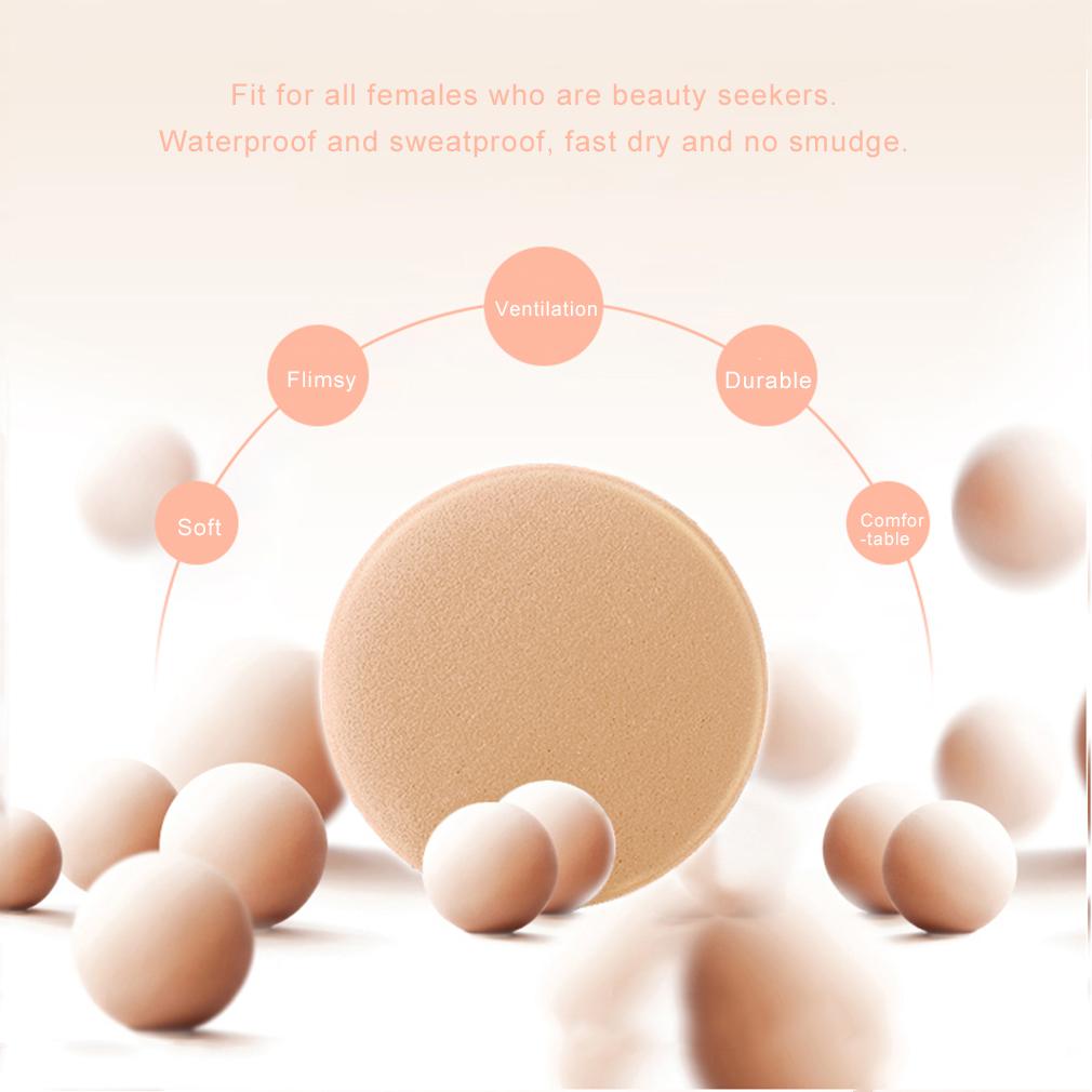 Professional Women Facial Makeup Air Cushion BB Cream Moisturizing Concealer
