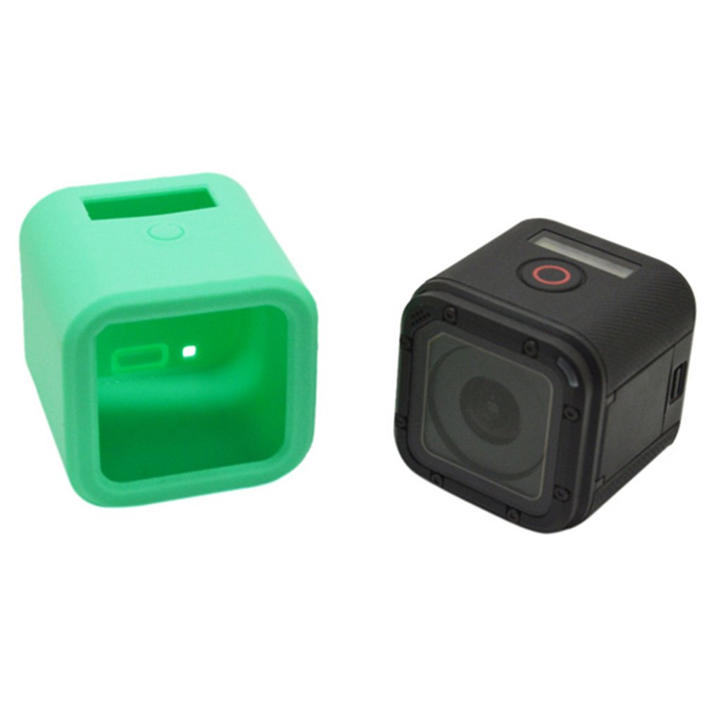 HD Lens Cap Housing Case Cover Skin Shell Protector for GoPro Hero4 Session