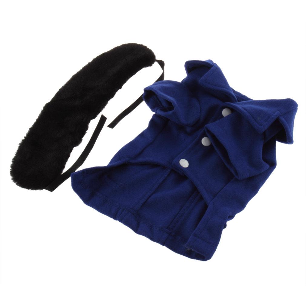 Fashion uniform style Pet clothes Autumn & Winter High quality Cute dog pet clothes