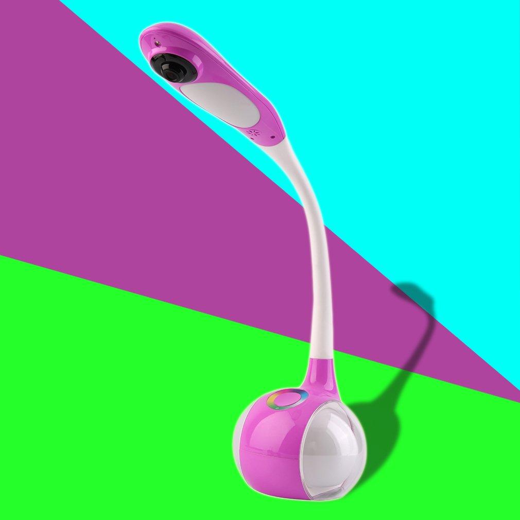 Infrared Camera Monitor Intimate Light Kid Eye-Care LED Atmosphere Desk Lamp