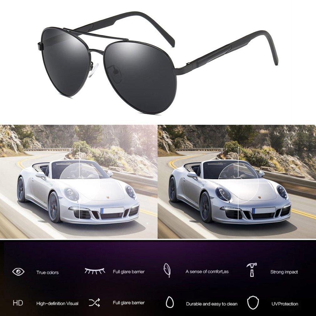 Trendy Large Frame Sunglasses Ultraviolet-proof Unisex Universal Sun Glasses Clear Lens Eyewear For Summer Travel Driving