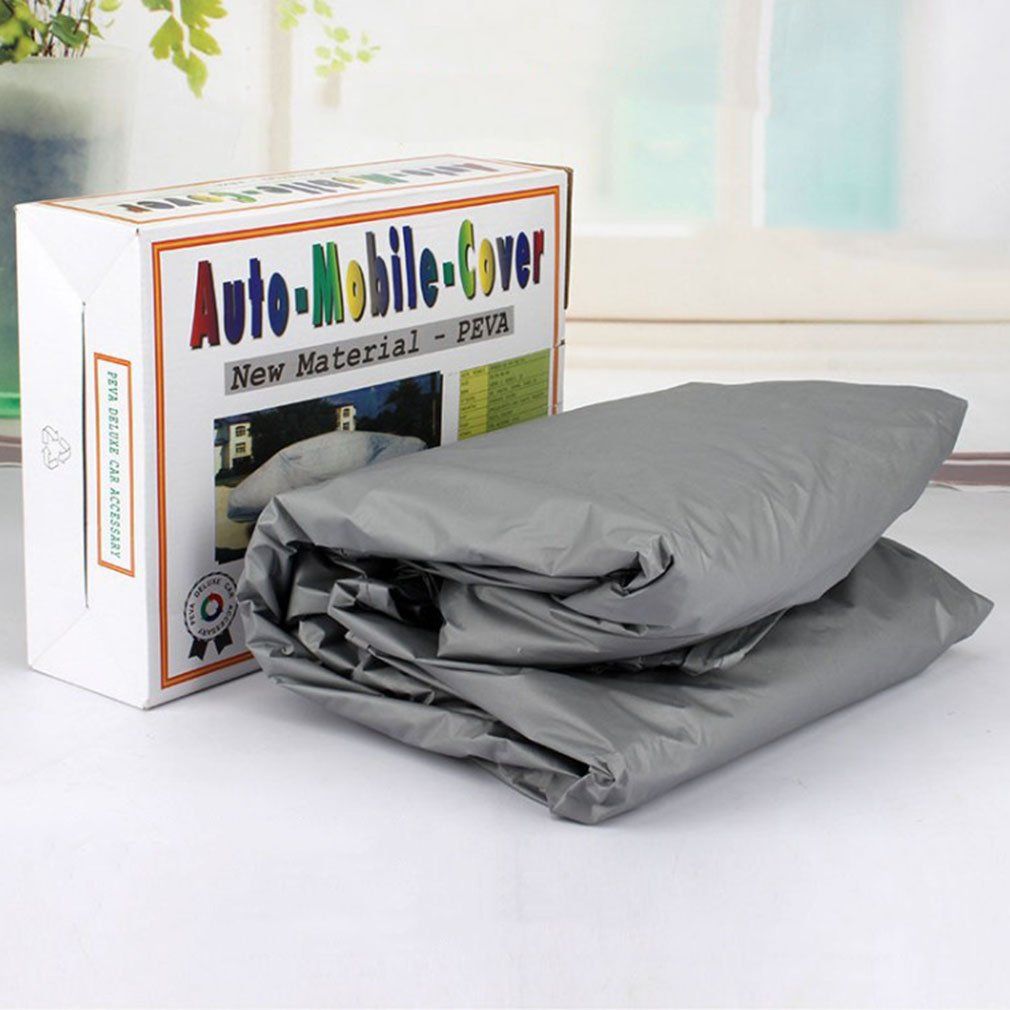 Single Layer Vehicle Clothing Dust Proof And Anti Ultraviolet Vehicle Cover