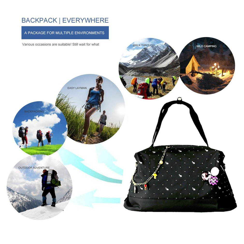 OIWAS OCN7010 Luggage Handbag Travel Bag Portable Multifunctional Shoulder Bag