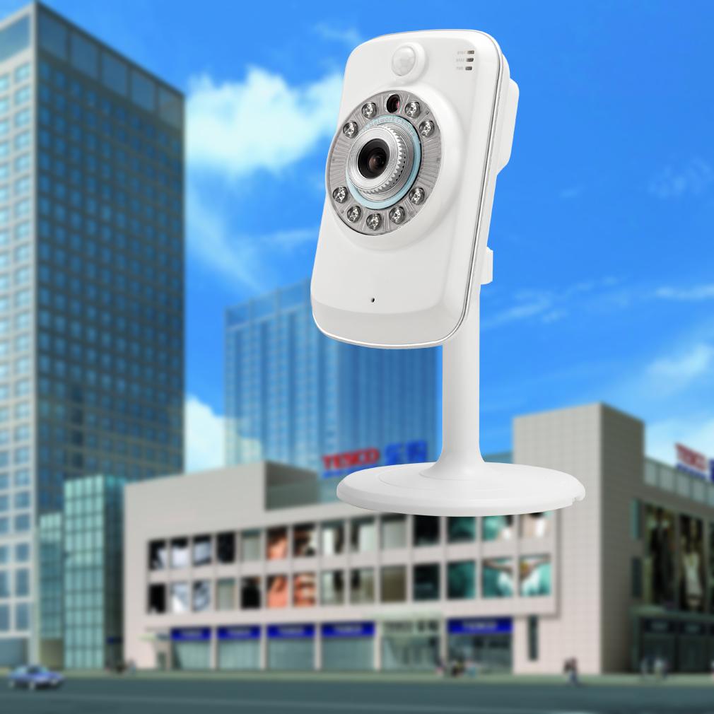 FI-321 HD IP camera WIFI video plug play IR Night Vision Smart Transmission