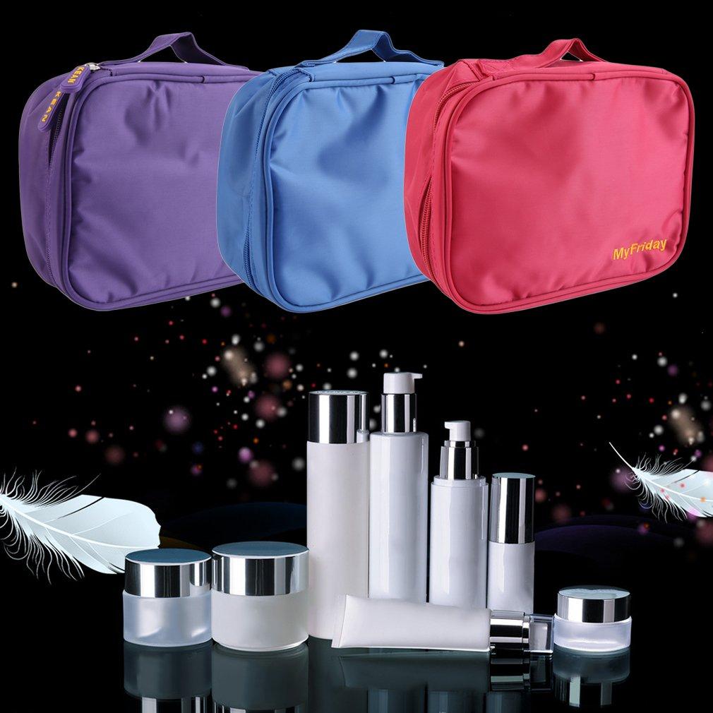 Fashion Multifunctional Men Women Travel Camping Toiletry Makeup Case Bag
