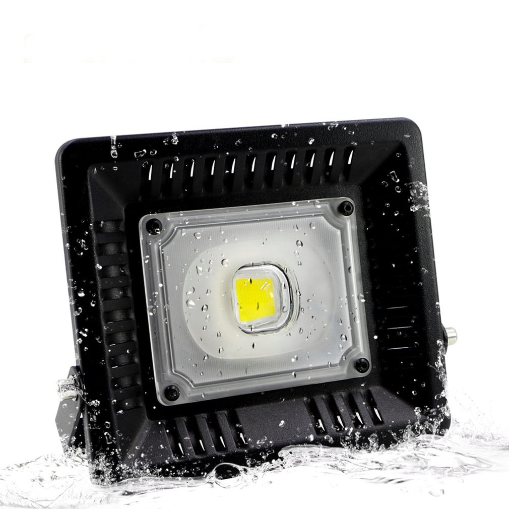 LED Flood Light 30W 50W Waterproof LED Spotlight Street Garden Outdoor Lamp