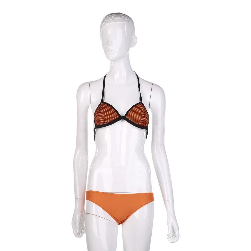 Women Summer Bandage Halter Bikini Swimwear Swimsuit Beachwear Hot Sexy