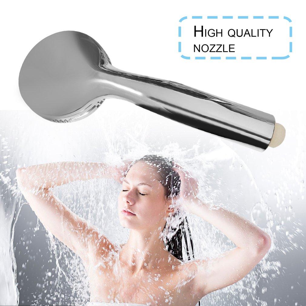 Super Pressure Shower Head ABS Plastic Handheld Removable Bathroom Shower Head