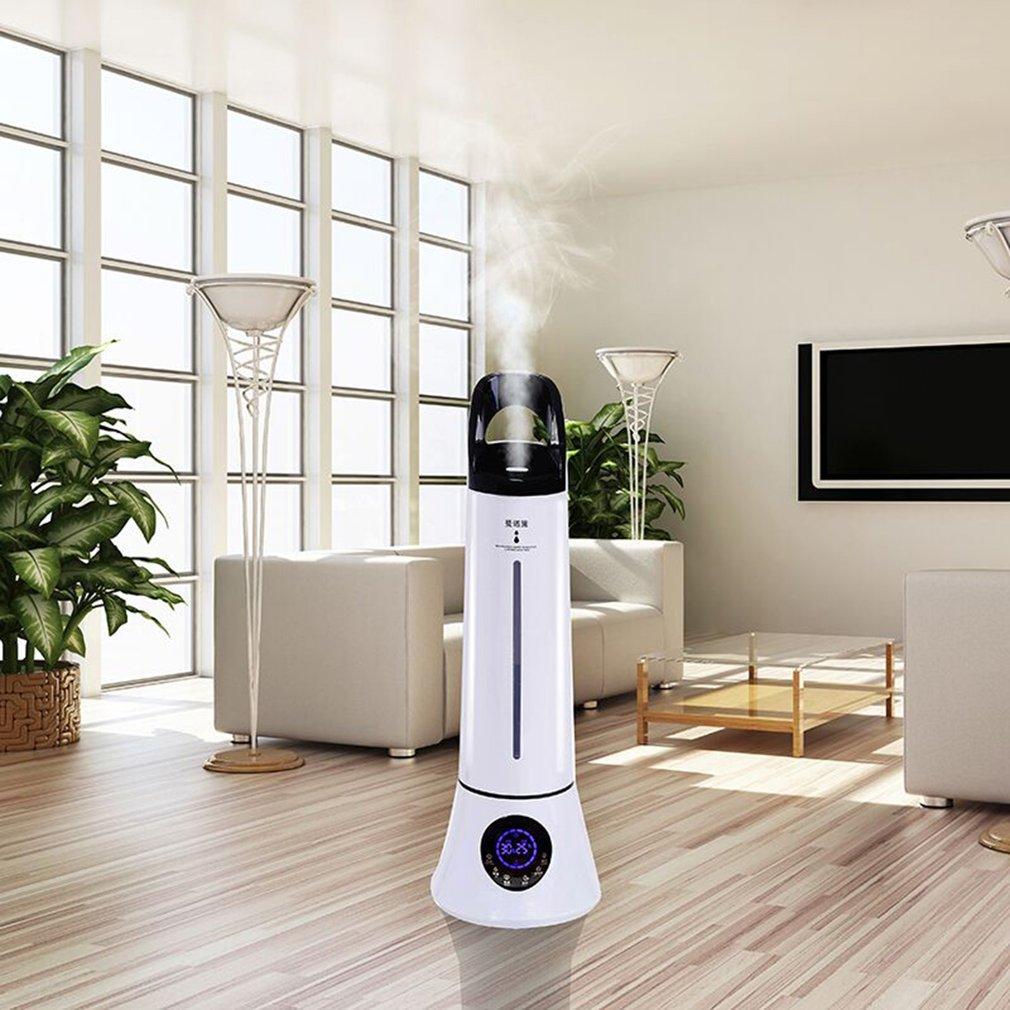 MNS-01 Ultrasound Humidifier High Capacity Aromatherapy Machine Air Purifier