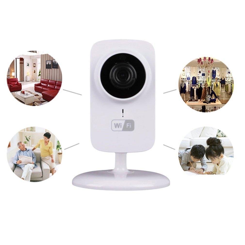 V380-S1 Mini IP WIFI Camera Safety Two-way Audio TF Card Security Camera