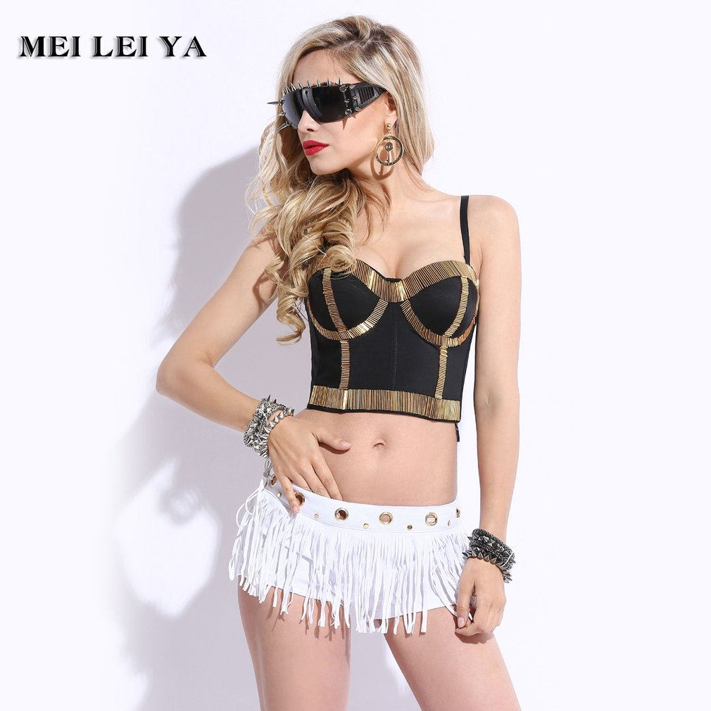 Trendy Summer Women Denim Shorts Nightclub Dance Sexy Low Waist Tassel Shorts