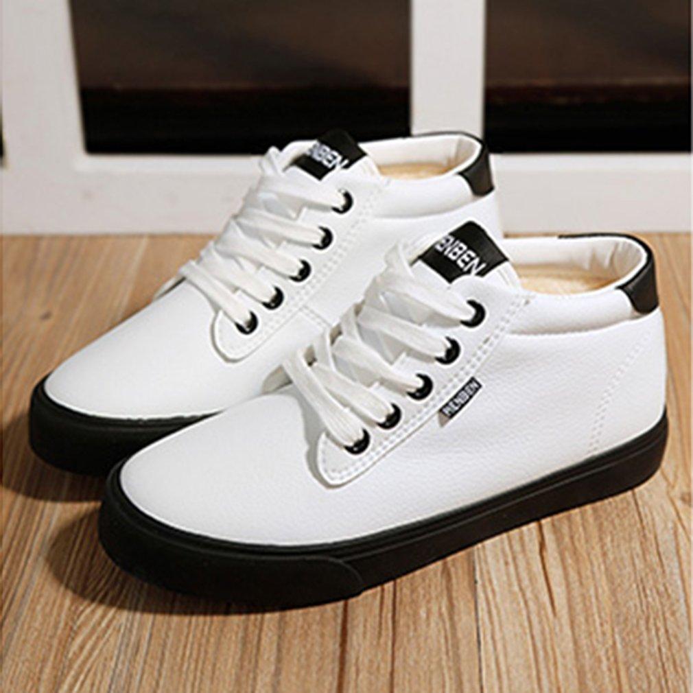 RENBEN 8678 Women Short Boots Female Plus Velvet Winter Boots Casual Shoes
