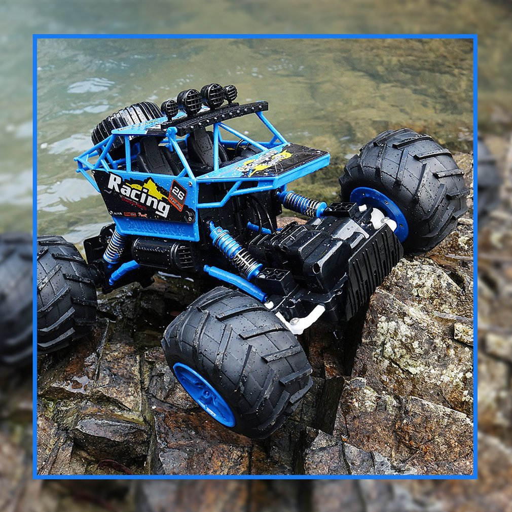 1:14 Water And Land Truck RC Electric Off-road Vehicle with Great Twist Angle