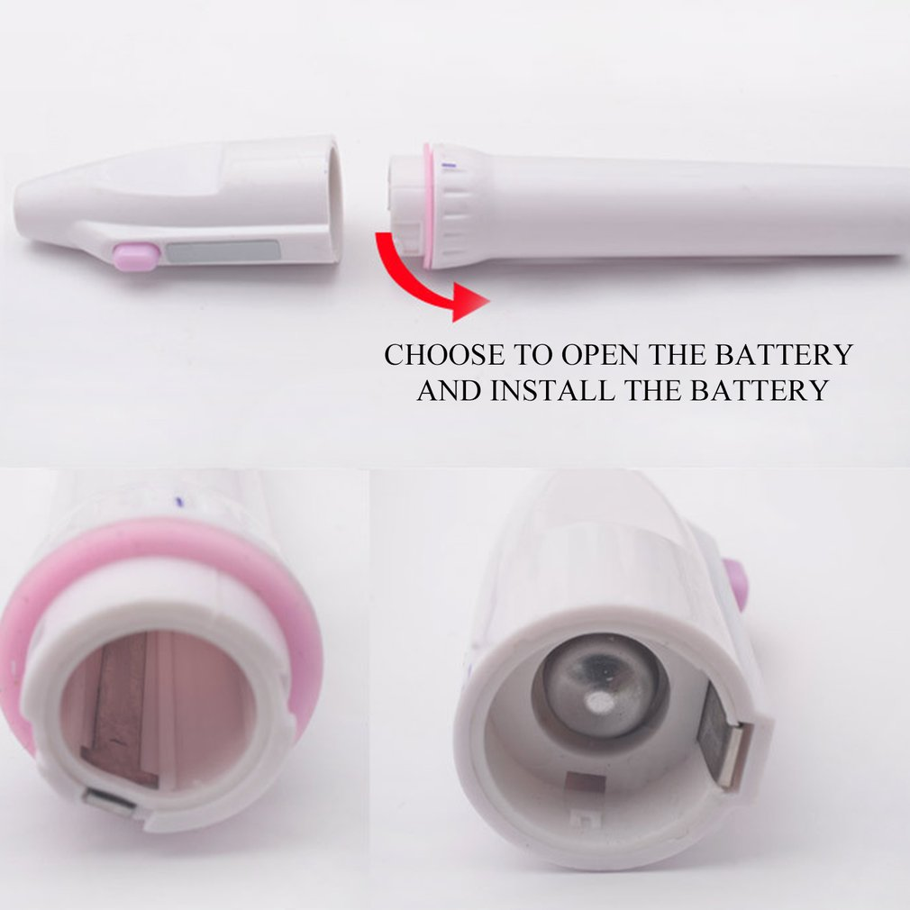 Mini Pen Type Electric Manicure Nail Machine Nail Care Grinding Polish Device
