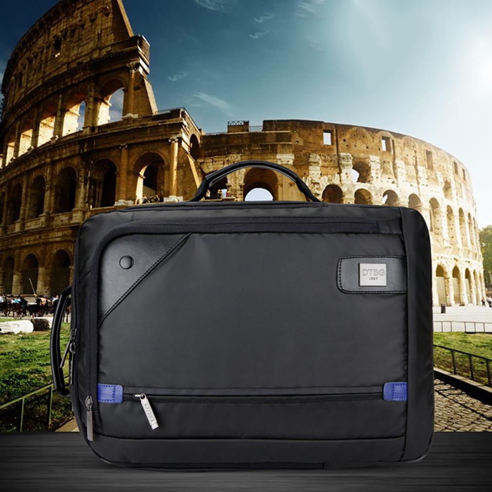 D8180WA Multifunctional 15.6 Inch Notebook Backpack Waterproof Laptop Backpack For Men Women