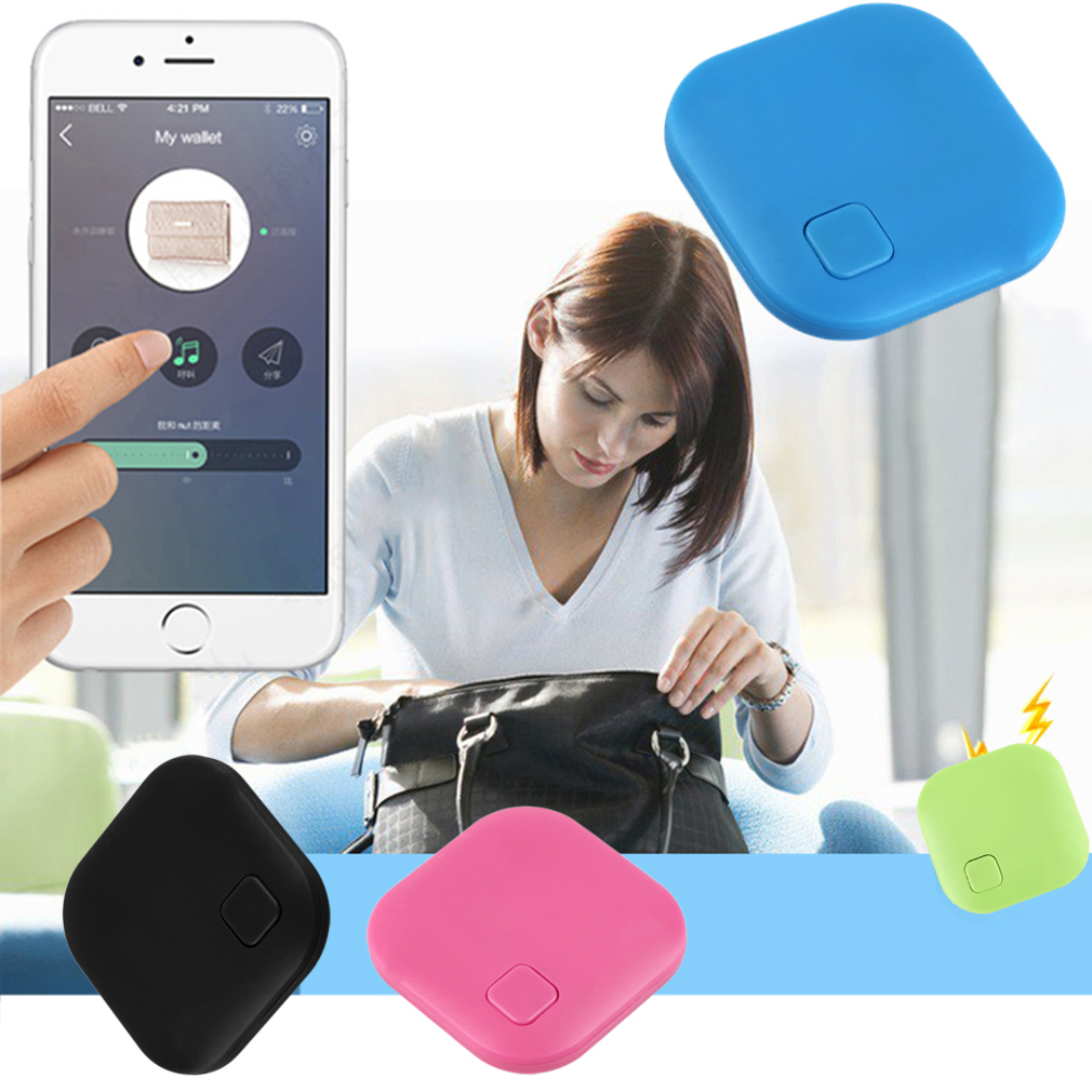 Smart Finder Tag Tracker Wallet Key Tracer Aniti Lost Locating Tool