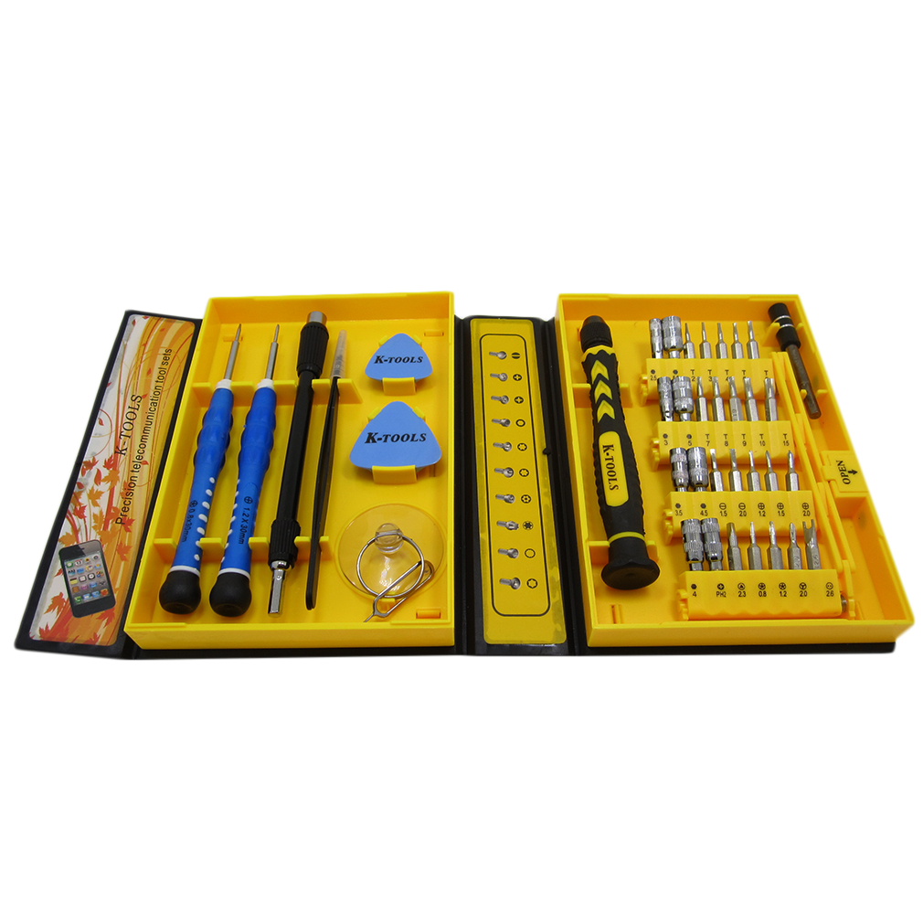 Opening Tools Kit Precision Screwdriver Repair Set For IPhone 4 For 4S For 5