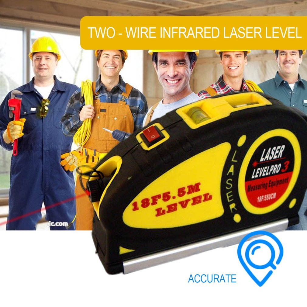 Infrared Laser Level Angle Instrument Infrared Surveying Instrument Tool