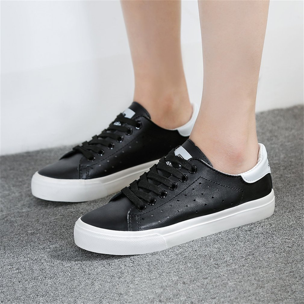 Renben Spring Women Platform Flat Shoes Comfortable All Match Clothes Shoes