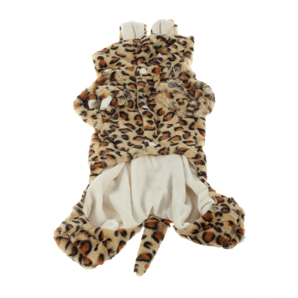 Dog Pet Coat Clothes Costumes Outfit Pants Halloween