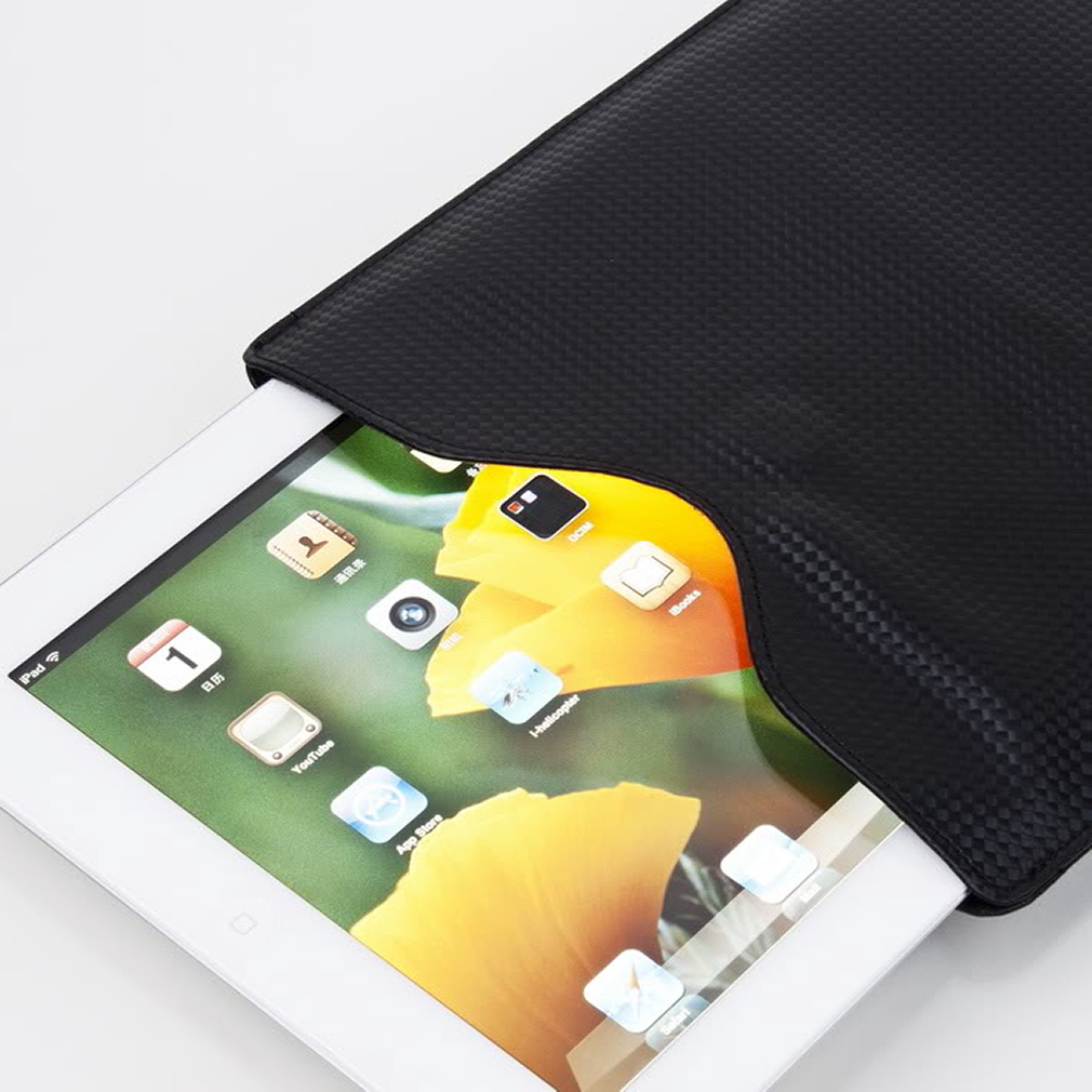 Protective Pocket Leather Case Cover Carrying Bag Pouch for Apple ipad 1 2 3 3rd