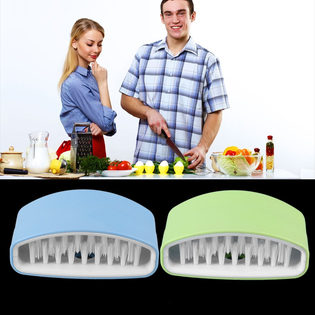 Kitchen Chopsticks Cutters Forks Spoons Washing Cleaning Brush Wall Sucker