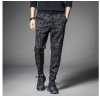 Little Feet Harun Casual Pants Autumn winter Men's Pants Tide