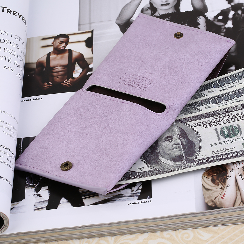 Creative Vintage Fashion Style Small Size Wallet Card Holders Bag Wallet